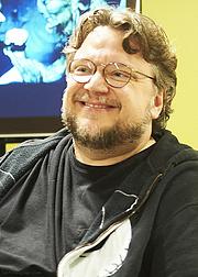 Författarporträtt. Guillermo Del Toro. Photo courtesy Canadian Film Centre.