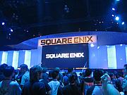 "Foto de l'autor. Square Enix booth at E3 2005, photo by Phu ""Son"" Nguyen"