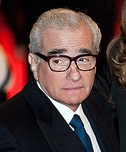Foto do autor. Martin Scorsese