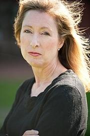 Foto de l'autor. Deborah Scroggins