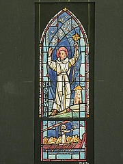 Foto de l'autor. Scenes from Adomnan's Life of St. Columba. Image from the Lamb Design Collection.  (Library of Congress Prints and Photographs Division LAMB, no. 1042 (A size))