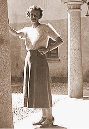 Fotografia de autor. Antonia Pozzi [grabbed from Italian Wikipedia]