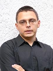 Kirjailijan kuva. György Dragomán