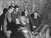 Foto de l'autor. George C. Vaillant (1901-1945)on the far left
