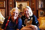 Författarporträtt. Erica Wilson (1928-2011) and husband Vladimir Kagan