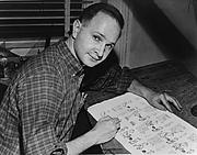 Kirjailijan kuva. Dick DeMarsico (1958) Library of Congress: http://www.loc.gov/rr/print/res/076_nyw.html
