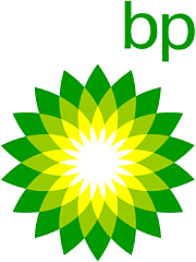 "Foto auteur. This is a logo owned by BP plc for BP. Further details: Helios logo By Source, Fair use, <a href=""https://en.wikipedia.org/w/index.php?curid=51254981"" rel=""nofollow"" target=""_top"">https://en.wikipedia.org/w/index.php?curid=51254981</a>"