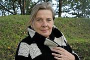Author photo. Vonne van der Meer