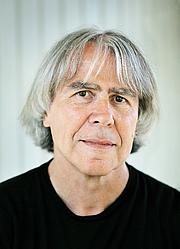 Författarporträtt. Foto: Jan Sandvik