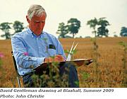 Författarporträtt. Photo: John Christie