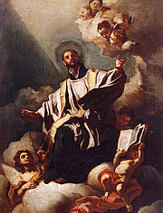 Foto do autor. Saint Cajetan of Thiene / Wikipedia