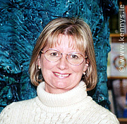 Author photo. Deirdre Purcell