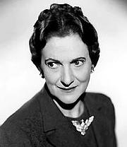 Autoren-Bild. Beulah Bondi 1889-1981