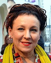 Forfatter foto. Olga Tokarczuk