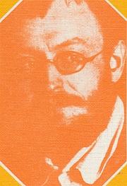 Författarporträtt. Volker Michels (1943-) [book cover]