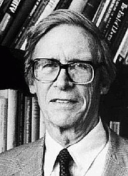 "Forfatter foto. From <a href=""http://en.wikipedia.org/wiki/Image:JohnRawls.jpg"">Wikipedia</a>"