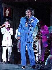 Fotografia de autor. James Brown (Singer) ~ Photo by Flickr User David Washington, DC