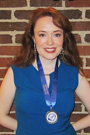 Foto de l'autor. Hilary Davidson