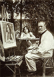 Forfatter foto. Paul Bonzon (1916)