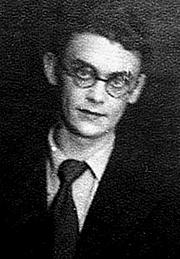 Autoren-Bild. Leonid Gajdaj, Irkutsk, 1941