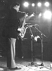 Author photo. Albert Kok, 1980.
