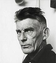 Foto del autor. Samuel Beckett foto by Lütfi Özkök