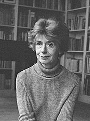 Kirjailijan kuva. Celia Bertin, in 1976 in Paris