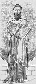 Foto do autor. Saint Sophronius of Jerusalem / Wikipedia