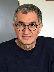 Författarporträtt. Philip Lazebnik
