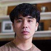 Author photo. Ocean Vuong, 2019