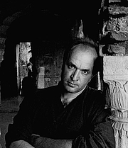 Author photo. Ragu Rai/Magnum