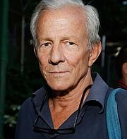 Author photo. Peter Beard, le 5 juin 2014