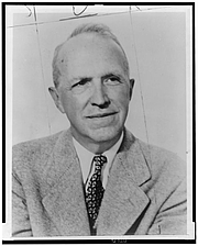 Author photo. New York World-Telegram and the Sun Newspaper Photograph Collection, Library of Congress, Prints and Photographs Division, Reproduction Number LC-USZ62-117696