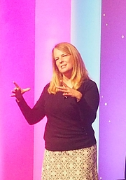 """Författarporträtt. reading at the National Book Festival, Washington, D.C. By slowking4 - Own work, GFDL 1.2, <a href=""""https://commons.wikimedia.org/w/index.php?curid=72267047"""" rel=""""nofollow"""" target=""""_top"""">https://commons.wikimedia.org/w/index.php?curid=72267047</a>"""