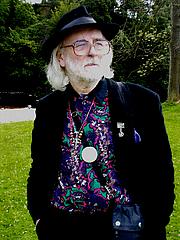 Forfatter foto. Karl Dallas