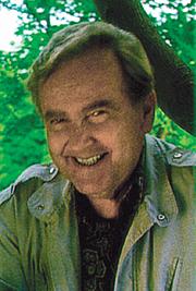 Författarporträtt. George Schenk