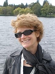 Kirjailijan kuva. Wikipedia user Jjkessel