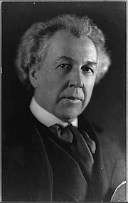 Autoren-Bild. Frank Lloyd Wright (1867-1959)<br> (Library of Congress Prints and Photographs Division)