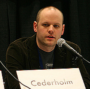 Foto de l'autor. Photo by Richard Crowley, 2007 (Cropped/Flickr)