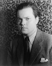 Foto do autor. Description: Orson Welles, March 1, 1937 Photographer: Carl Van Vechten Credit Line: Library of Congress, Prints and Photographs Division, Van Vechten Collection, reproduction number LC-USZ62-119765
