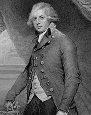 "Author photo. From <a href=""http://en.wikipedia.org/wiki/Image:Richard_Sheridan.jpg"">Wikimedia Commons</a>. Richard Brinsley Sheridan, by sir Joshua Reynolds."
