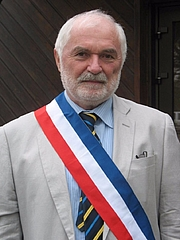 Fotografia dell'autore. René Bourrigaud en 2017