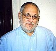 Kirjailijan kuva. JewishJournal.com