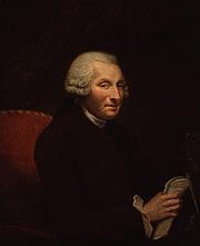 Författarporträtt. public domain ca. 1785