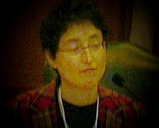 Foto de l'autor. John Burlinson, Nov. 3, 2007