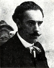 Author photo. Prudenci Bertrana (Ilustració Catalana, 13 XII 1914, n. 601, p. 677)