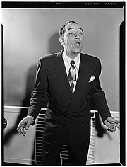 """Forfatter foto. Photo by William Gottlieb, Gottlieb Jazz Photos, Library of Congress at <a href=""""http://www.flickr.com/photos/library_of_congress/5104558077/in/set-72157624588645784/"""" rel=""""nofollow"""" target=""""_top"""">Flickr.com</a>"""