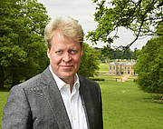 Author photo. Charles Spencer, Earl Spencer