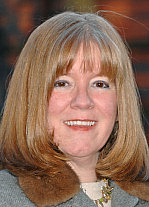 Författarporträtt. Catherine Clinton