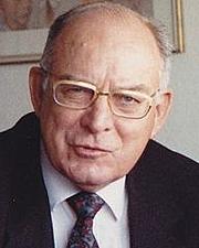 Kirjailijan kuva. Manfred Schroeder, 1993 at Göttingen